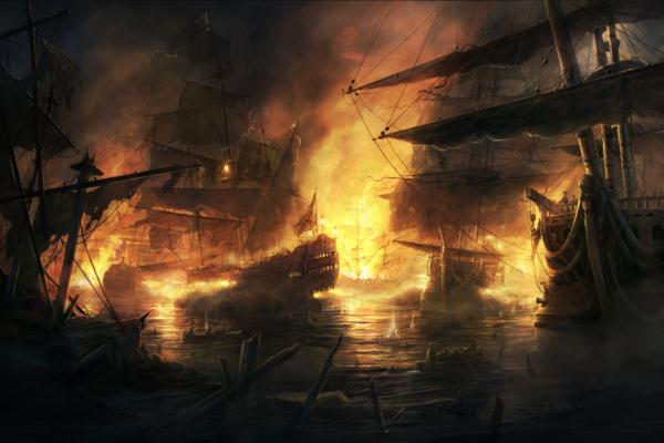 The_Fire_by_Radojavor