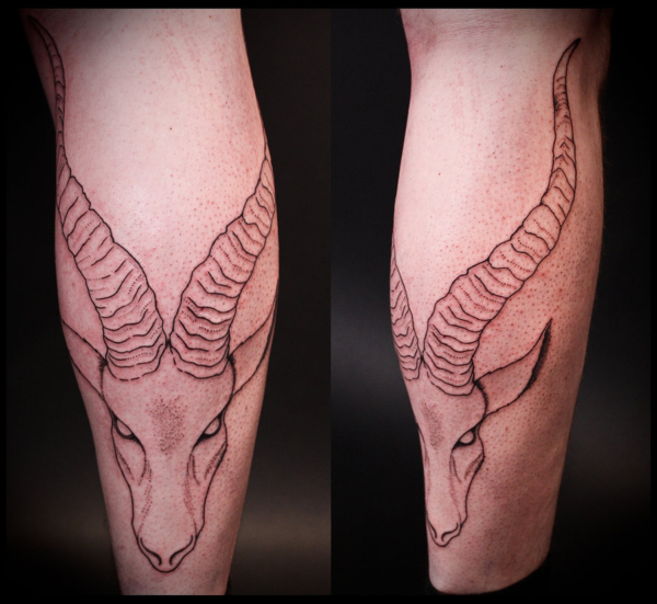 ibex_tattoo_by_jotuntroll-d3gaz36