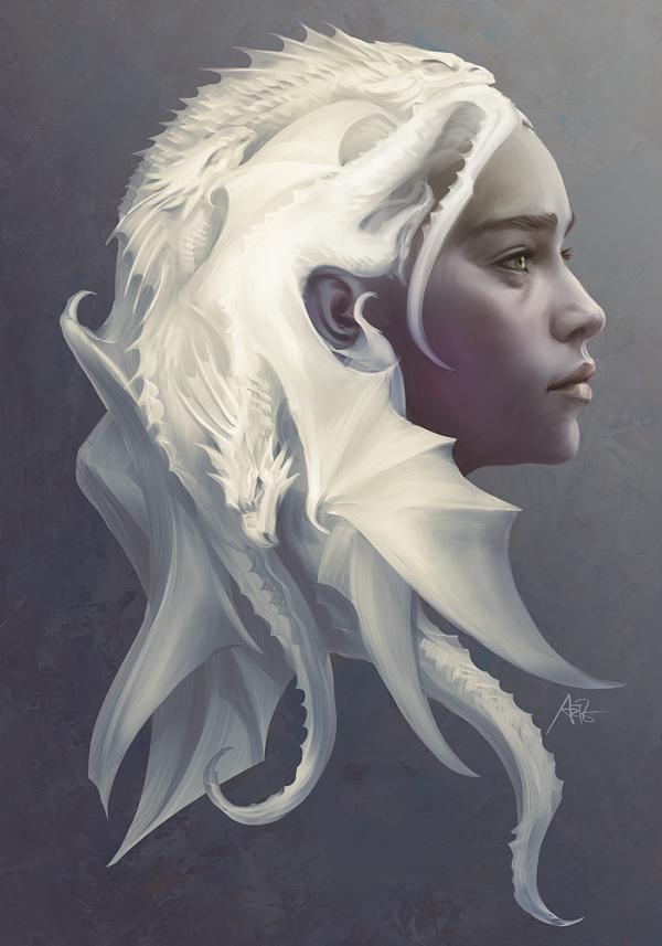khaleesi2_lr_by_artgerm-d6o3i6n