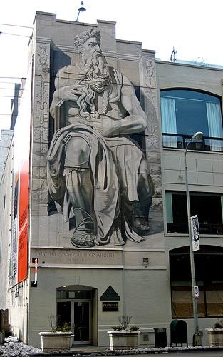 Moses Mural by Atelier Teee (on hiatus)