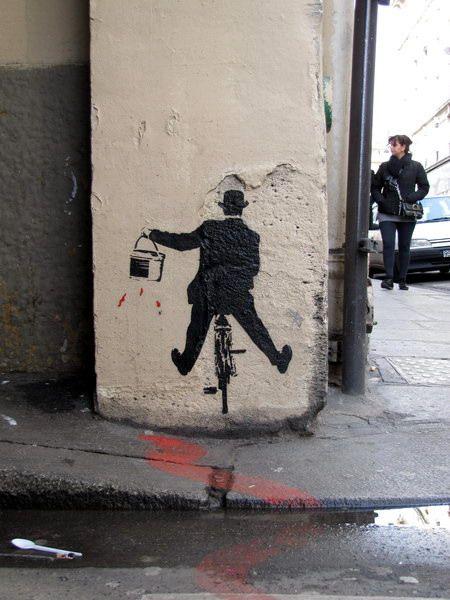 Nick Walker, Paris