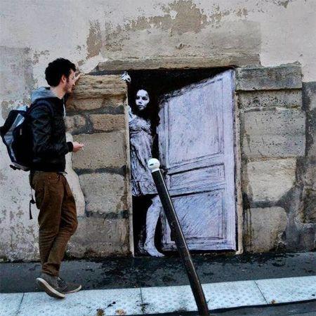 Beautiful examples of street art