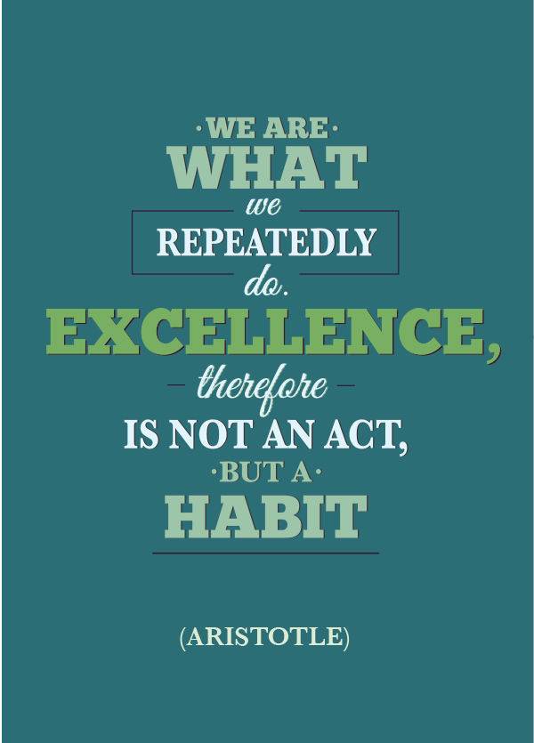 Aristotle-Typography Quotes by SaraFro