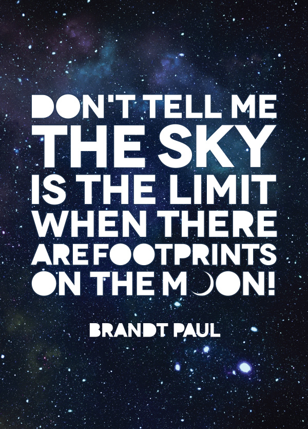 Brandt Paul-Typography Quotes by SaraFro