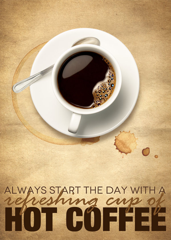 Coffee-Typography Quotes by SaraFro