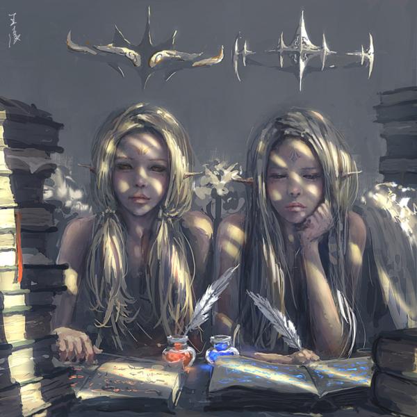 twins_by_wlop-d679l7o