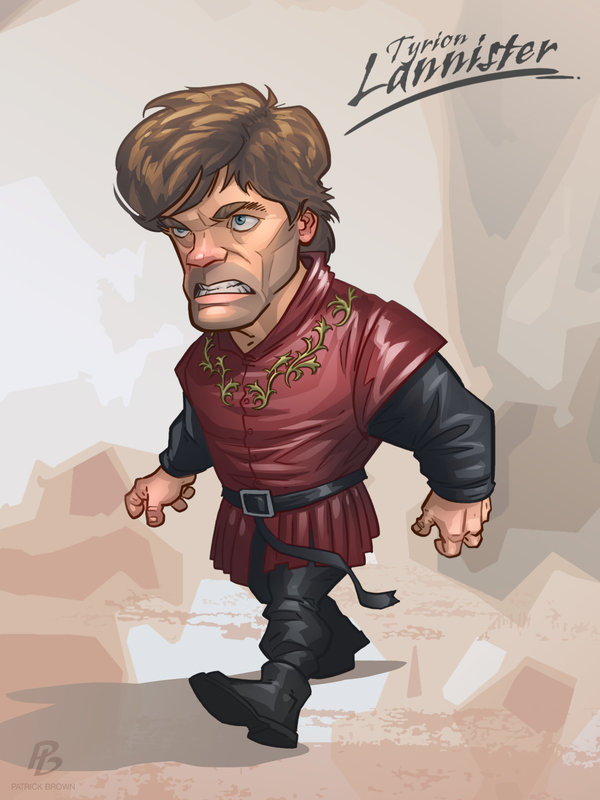 tyrion_lannister___game_of_thrones_by_patrickbrown-d69zoca