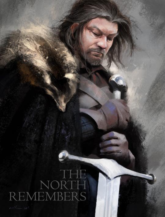 Eddard by Zano
