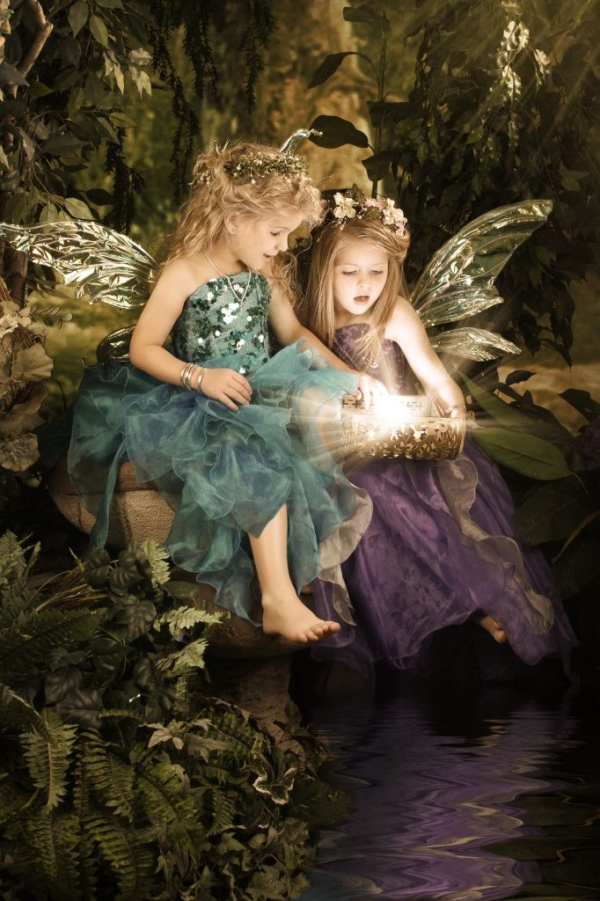 Enchanted Fairies Photography Studio - Children's Storybook Photography