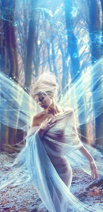 Mystical fairy ....Click www.techniquesfor..