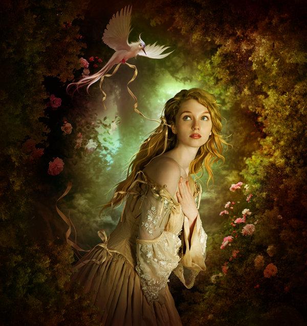 Fantasy Art Inspirations 07 Magic Art World