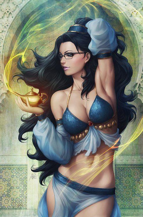Artgerm Grimm Fairy Tales