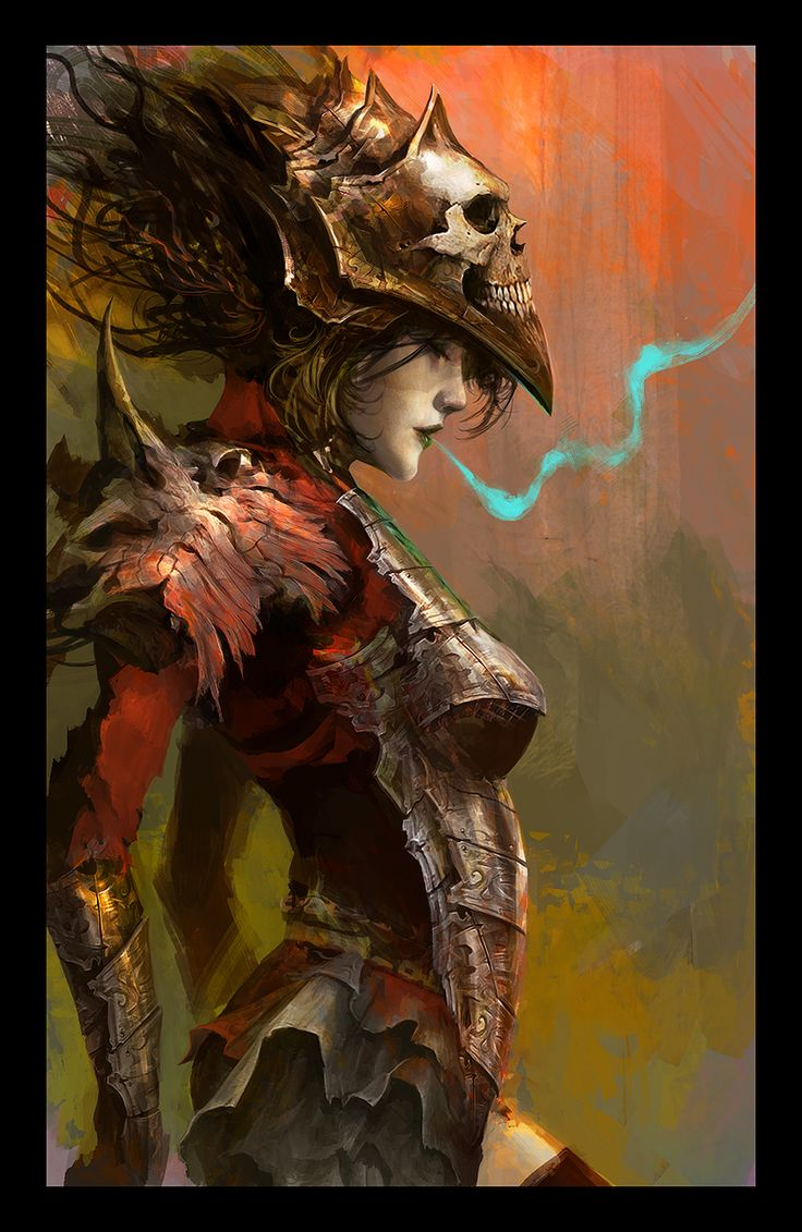 Fantasy Art Inspiration – Characters | Magic Art World