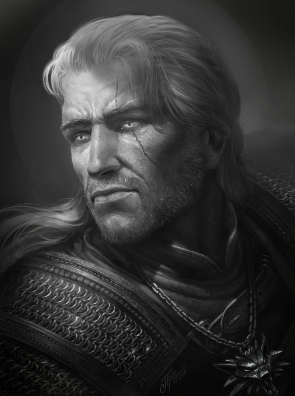 fast_drawing__geralt_of_rivia_by_tamplierpainter