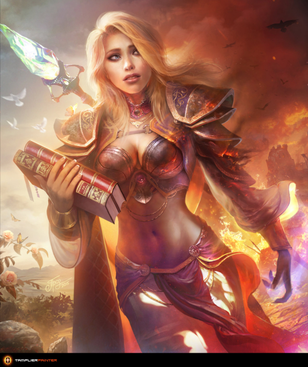 jaina___the_shattered_soul_by_tamplierpainter