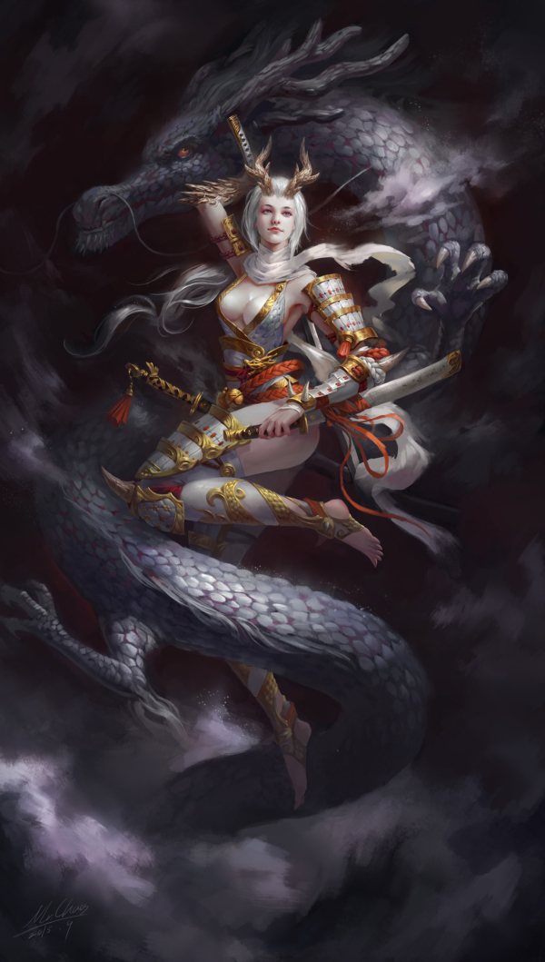 the-white-dragon-princess-by-wenfei-ye