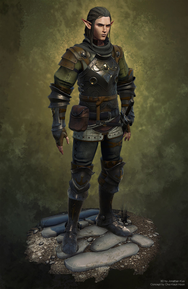 jonathan-kuo_elf-warrior