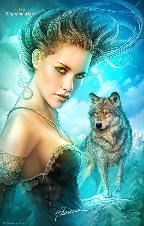 Lady-Wolf-by-Shannon-Maer
