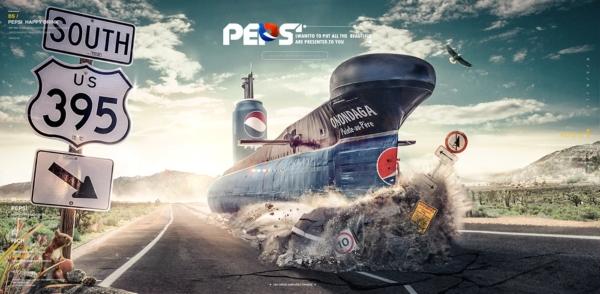 Creative-Poster-Pepsi-by-杰-克-Chengdu-China
