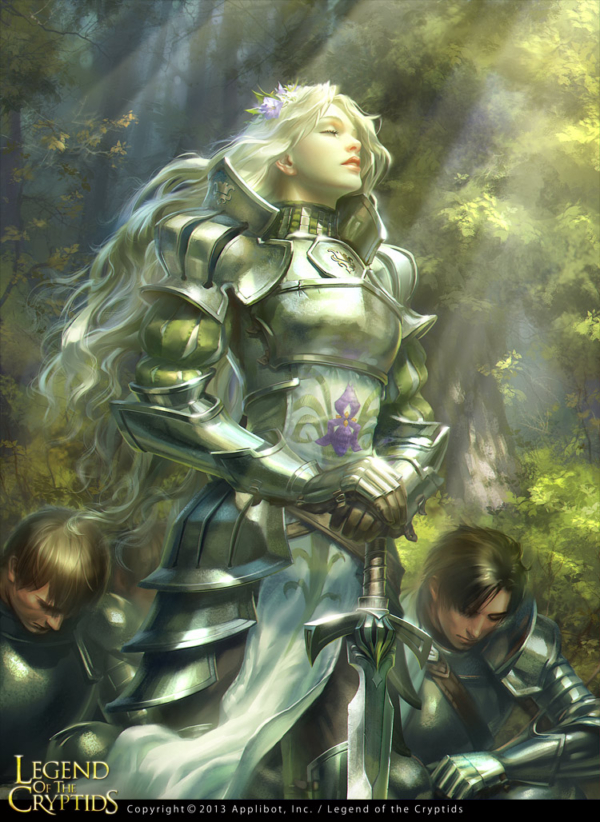 Warrior of Nature by kir-tat