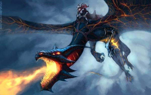 dragon_rider_by_chirun