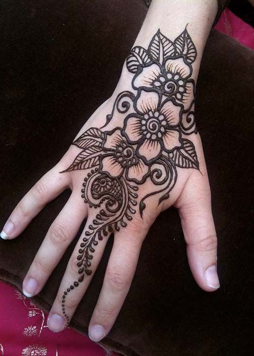 The-beautiful-mehndi-design