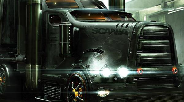 Scania Wolfman 2