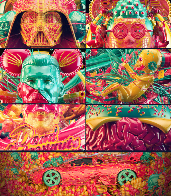 All in one picture-Project-Kill Art
