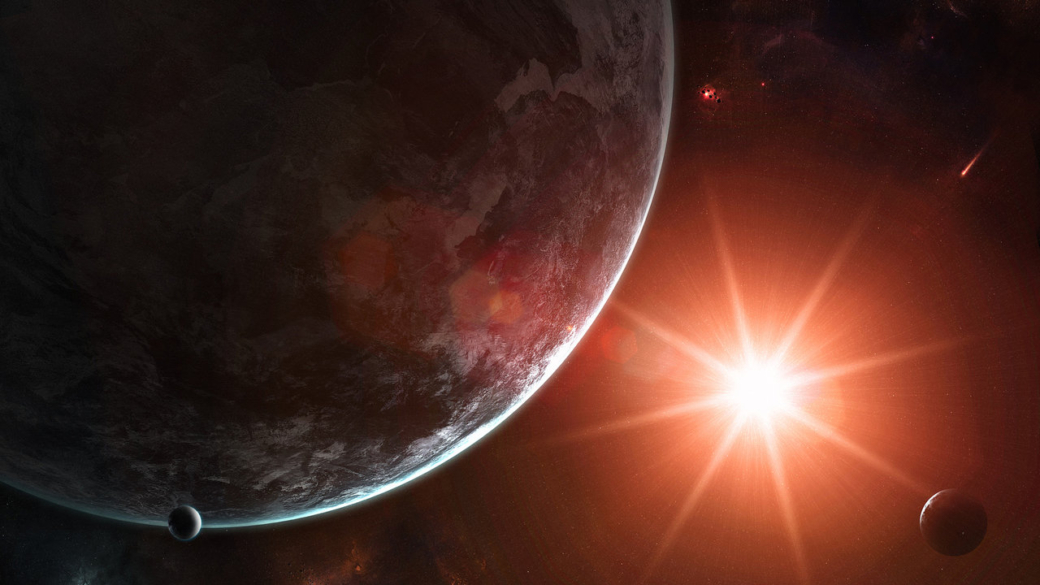 Science Fiction in the Universe by Jeff Michelmann