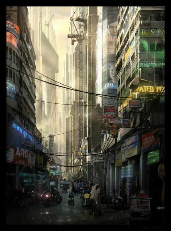 futuristic_bombay_by_raphael_lacoste-d4iat20