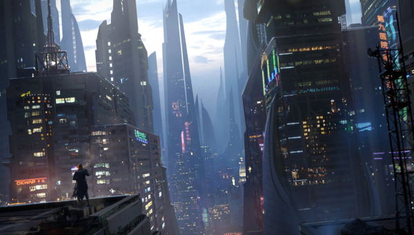 relaxing_on_rooftop_by_raphael_lacoste-d5kz0vz