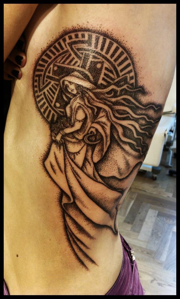 freya__mucha_styled_in_dots_by_meatshop_tattoo-d5hn4vz