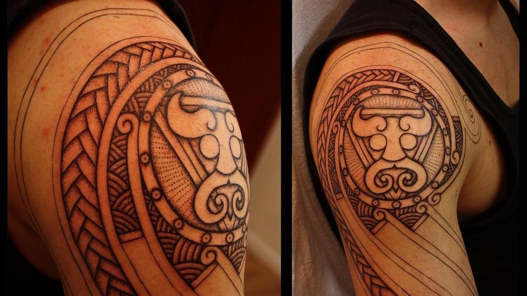 Tattoos Art by Peter Walrus Madsen