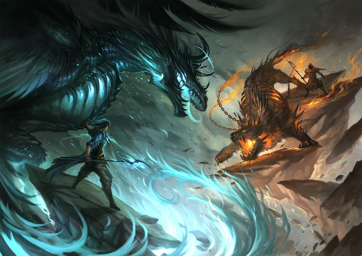 Dragon Fantasy Art Famous