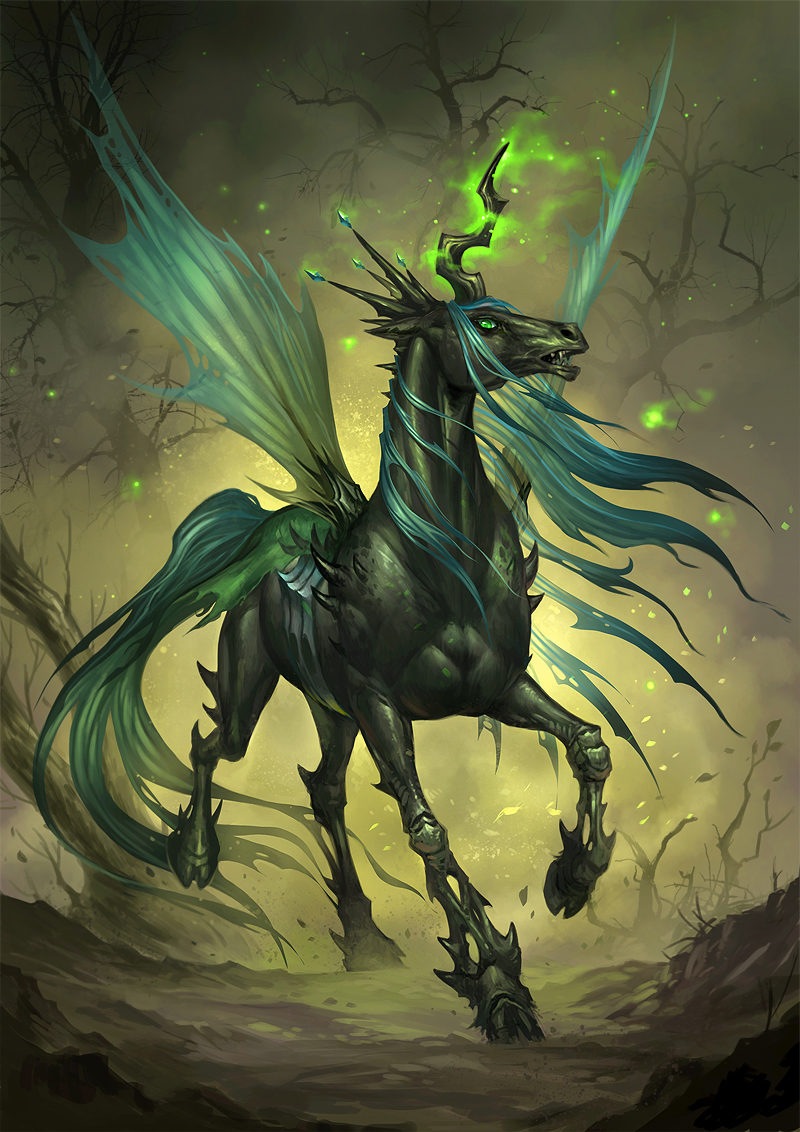 This mythical creature is hard to classify. The Kirin is from ...