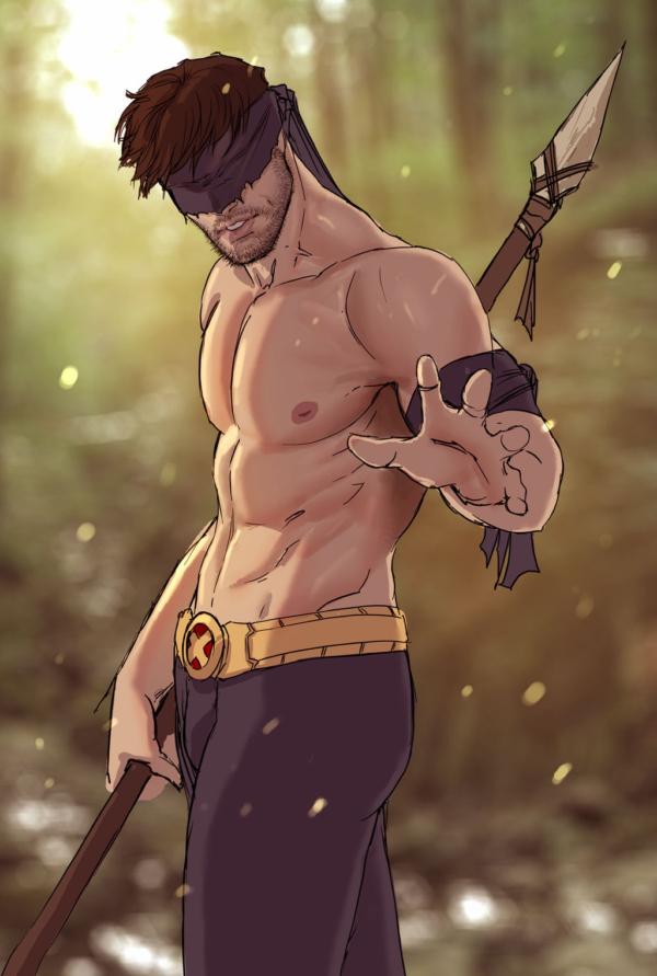 savage_cyclops___aawww_yeeeaahh_by_nebezial-d6lvuxy