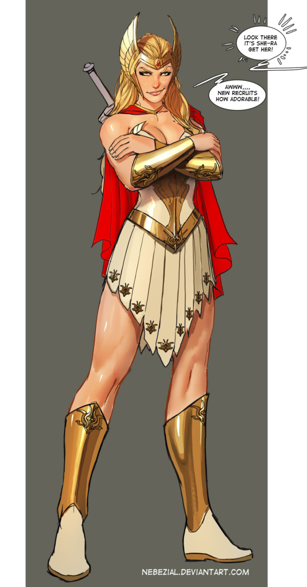 she_ra___iiis_not_impressed___im_on_a_roll_here_by_nebezial-d561nus