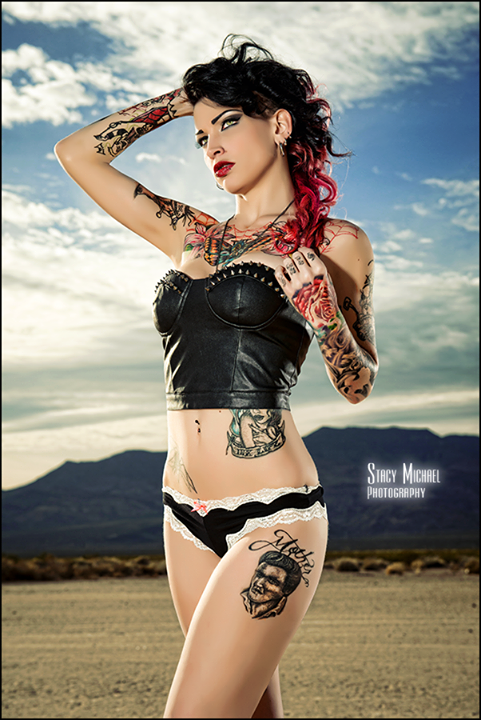 Candy Stone Evolution Tattoo Stacy Michael Photography