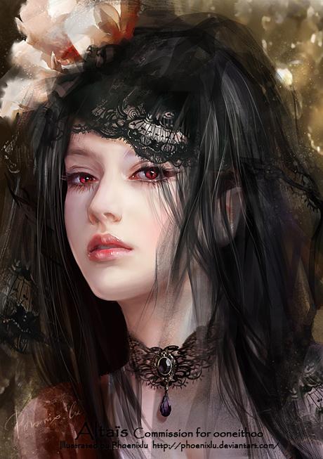Altais by PhoenixLu