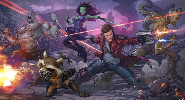 guardians_of_the_galaxy_by_patrickbrown-d7tmtnn