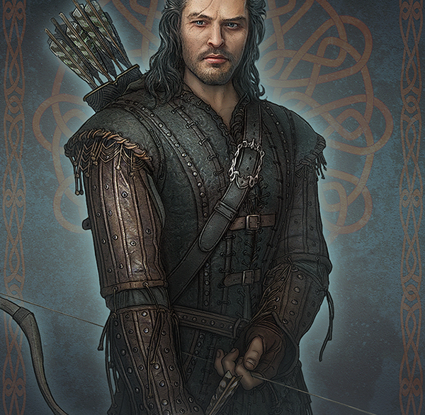 Character Concepts by Kerem Beyit