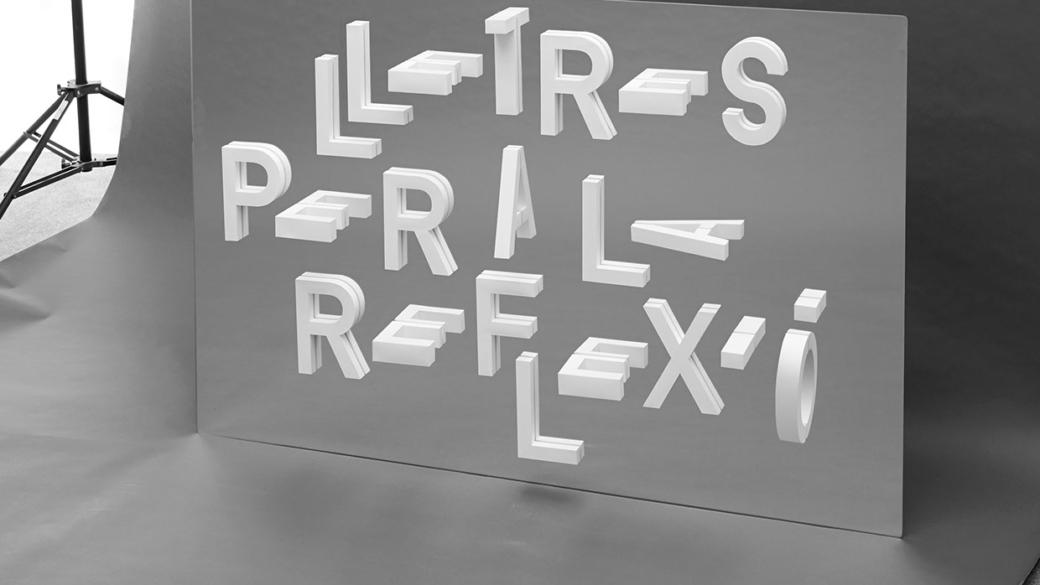 Reflexió by Ramon Carrete & Carles Carrete Bosch