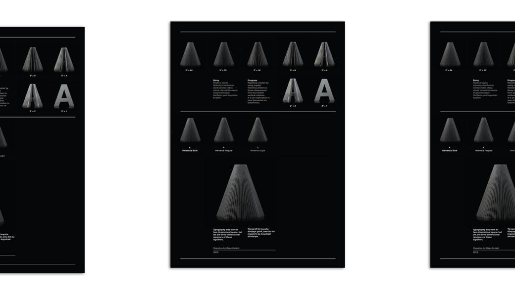 Typography by Ozan Korkut