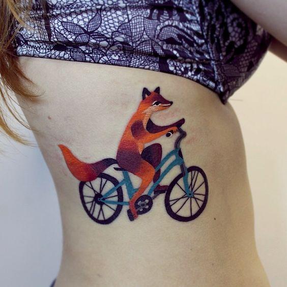 Russian tattoo artist Sasha Unisex