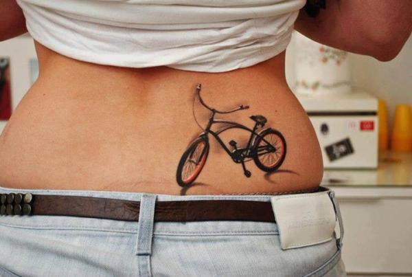Tattoo by Sivak Denis