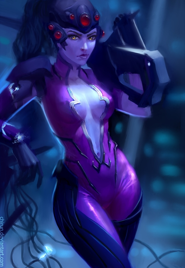 widowmaker_by_chirun