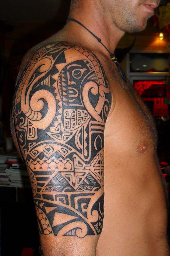 Polynesian-Tattoo