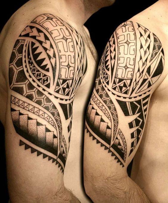 Shoulder-Tattoos