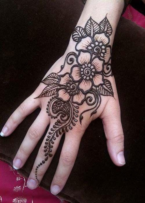 The-beautiful-mehndi-design