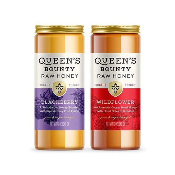 Honey-package Queen's Bounty